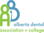 Alberta Dental Association & College logo